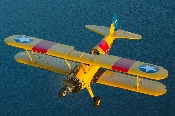 Dallas-Addison-PT-13B Stearman N1207