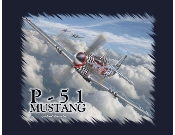 P-51 Mustang Youth T-shirt